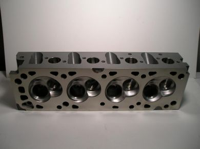 Boport Performance - Stage 3 Ported Cast Iron Head- Bare